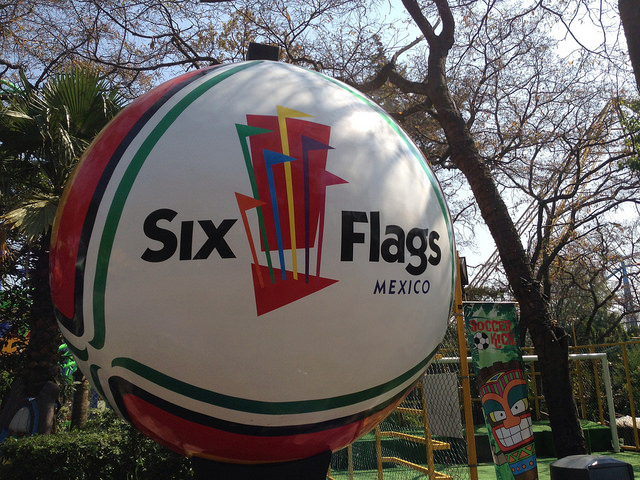 Six Flags Mexico informacion boletos entradas precio